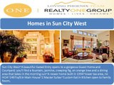 Homes for Sale in Sun City Grand & Sun City West From Realty One Group