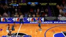 NBA Showtime NBA on NBC HD on NullDC Emulator (Widescreen Hack)