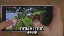 minecraft télécharger Pocket Edition iOS app and Android