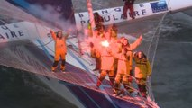Trophée Jules Verne - Victoire autour du monde !