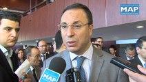 Remise d'un don japonais de 170 véhicules propres de nouvelle génération au Maroc