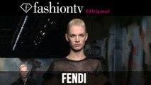 Cara Delevingne at Fendi Fall/Winter 2014-15 FIRST LOOK | Milan Fashion Week MFW | FashionTV