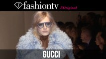 Salma Hayek at Gucci Fall/Winter 2014-15 FIRST LOOK | Milan Fashion Week MFW | FashionTV