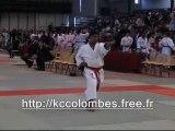 Joel Carpin - Kata Unsu (Karate)