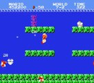 TAS NES Super Mario Bros warpless in 18:38.