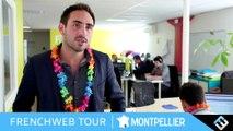[FrenchWeb Tour Montpellier] Cedric O'Neill, co-fondateur de 1001 Pharmacies