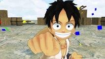 One Piece Grand Adventure HD on Dolphin Emulator (Widescreen Hack) part2