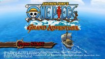 One Piece Grand Adventure HD on Dolphin Emulator (Widescreen Hack) part1