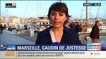 BFM Story: Élections municipales de 2014 à Marseille: Jean-Claude Gaudin arriverait en tête au premier tour selon un songade CSA - 19/03