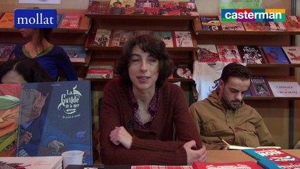 Vidéo de Blandine Le Callet