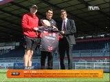 Rugby: George Smith est officiellement lyonnais