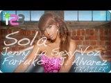 """Jenny La Sexy Voz ft. Farruko J. Alvarez - """"Sola"""" Preview"""
