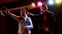 Teaser spectacle de magie cabaret | Alex le Magicien (Magicien 91 essonne)