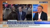 Direct de Droite: la candidature à l'éléction présidentielle de 2017 de Nicolas Sarkozy a sérieusement pris l'eau - 19/03