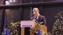 Grande réunion publique avec JACQUES KOSSOWSKI 19-03-2014 intervention d'Eric Cesari
