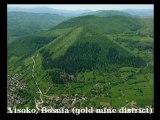 Le Mystère des nouveaux tunnels Pyramide bosniaque égyptien Visoko Giza Sphinx résoudre énigme 19 Mars 2014