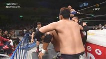 Desperado (Masayuki Kono & Rene Dupree) & Samoa Joe vs. Keiji Muto, Rob Terry & Taiyo Kea (Wrestle-1)