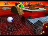 TAS Super Mario 64 N64 in 15 35 by Rikku[360P]
