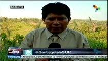 Guatemaltecos rechazan medidas contra comunidades campesinas