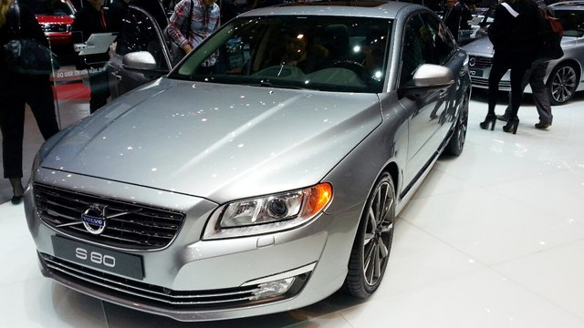 2014 Volvo S80 Facelift Launched In India For Rs 41.35 Lakh !