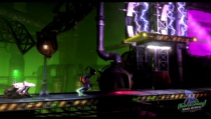 Gameplay Trailer de Oddworld: New and Tasty