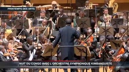 Nuit du Congo avec l'orchestre symphonique Kimbanguiste