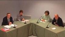 2ème débat à Pont-l'Abbé - élections municipales 2014