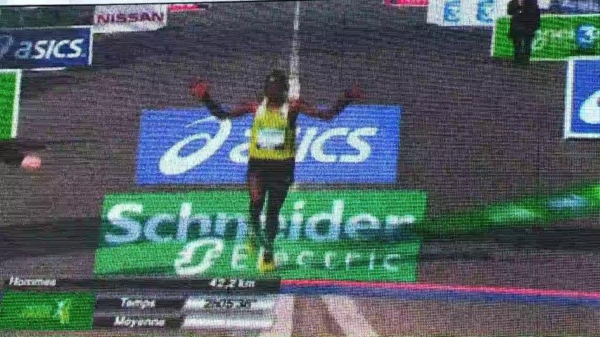 La Course - Schneider Electric Marathon de Paris 2013