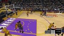 NBA 2k3 HD on Dolphin Emulator (Widescreen Hack)
