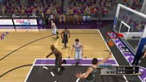 NBA 2K2 HD on Dolphin Emulator (Widescreen Hack)