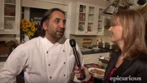 Epicurious Events - Epicurious Entertains NYC 2009: A Chat with Marco Canora