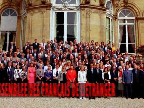 Assemblée des Français de l'étranger 2004/2014 - 10 ans d'engagement au service des Français de l'étranger