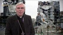 Mgr di Falco : le drame syrien