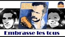 Georges Brassens - Embrasse les tous (HD) Officiel Seniors Musik