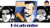 Georges Brassens - Hécatombe (HD) Officiel Seniors Musik