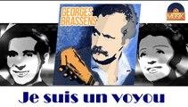 Georges Brassens - Je suis un voyou (HD) Officiel Seniors Musik