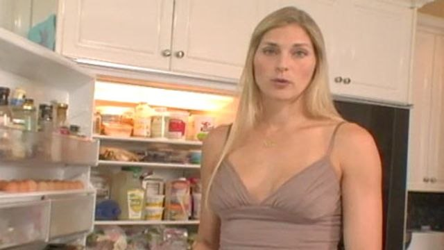 Celebrity Cooks - Gabrielle Reece on Eating Like an Athlete