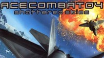 Classic Game Room - ACE COMBAT 4: SHATTERED SKIES review for PlayStation 2