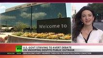 Snowden Sidestep: Latest NSA leaks fall on deaf ears in Washington