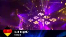TOP 10 _ EUROVISION 2014 _ FROM BELARUS