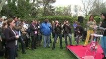 Municipales: Mennucci dans les quartiers Nord de Marseille