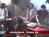 Grosse session live de Disiz dans Planète Rap
