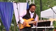 Bass Solo (Nathaniel Phillips w/Everette Harp)