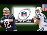 Patriots vs Colts: Old man Brady takes on new kid Luck