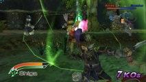 Mystic Heroes HD on Dolphin Emulator (Widescreen Hack)