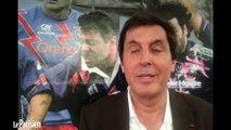Rugby - Top 14. Max Guazzini avant le choc Stade Français / Stade Toulousain