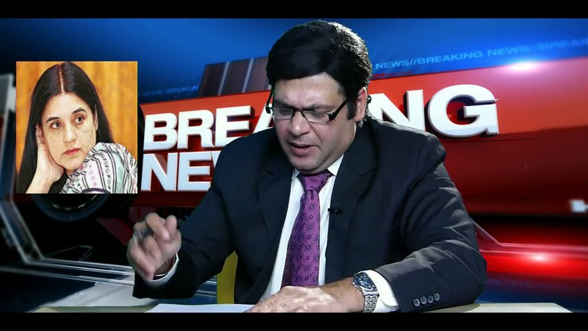 Arnab Frankly Speaking - Python Eats Up a Man