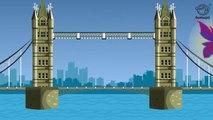 London Bridge is Falling Down, Falling Down - Nursery Rhymes for Children