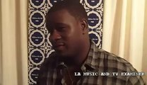 American Idol: CJ Harris Top10 Performance Interview