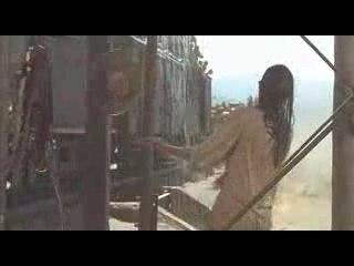 Raquel Welch -100 Rifles (Shower Scene)